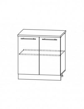 Кухня Лофт  Шкаф нижний ШН 800