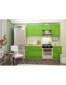 Кухня Ксения 2100 мм. Цвет...
