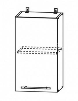 Кухня Троя Шкаф верхний ШВ 400