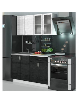 """Кухня """"Страйп"""" 1200 мм"""