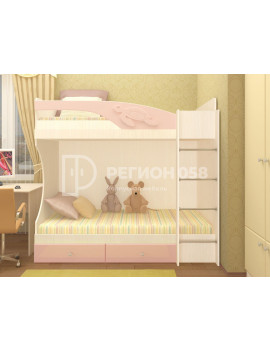 Кровать двухъярусная...