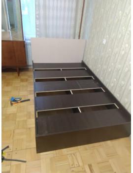 Кровать Бася 90 см