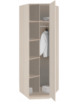 Шкаф для одежды угловой...