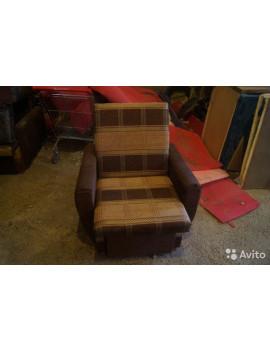Кресло Эконом 1м, шенилл...