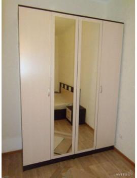 Шкаф Европа 4-х дверный с...