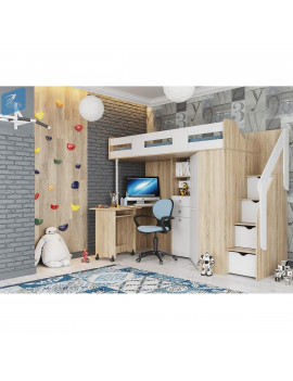 Кровать- чердак Мийа_А