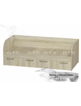 Кровать Сенди КР-01