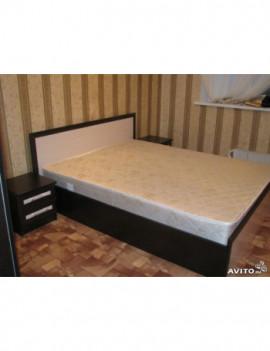 Кровать Зиля 160 см ЗК-1.6 ш/ш
