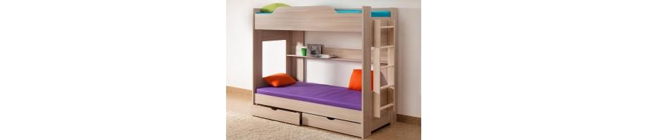 Детские кровати двухъярусные
