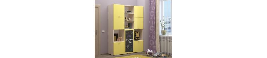 Детские стенки и шкафы